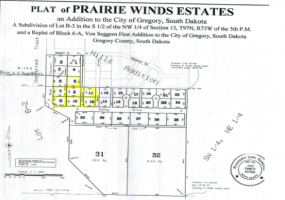 South Dakota, ,Land,For Sale,1031